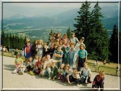 kolonie w górach