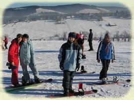 obóz narciarski 2015